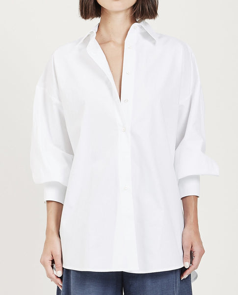 MUSED JOIE VOLUME SHIRT