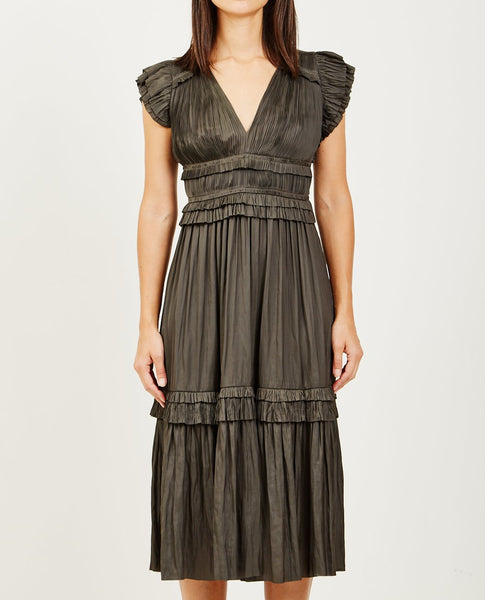 ULLA JOHNSON JOLEE DRESS