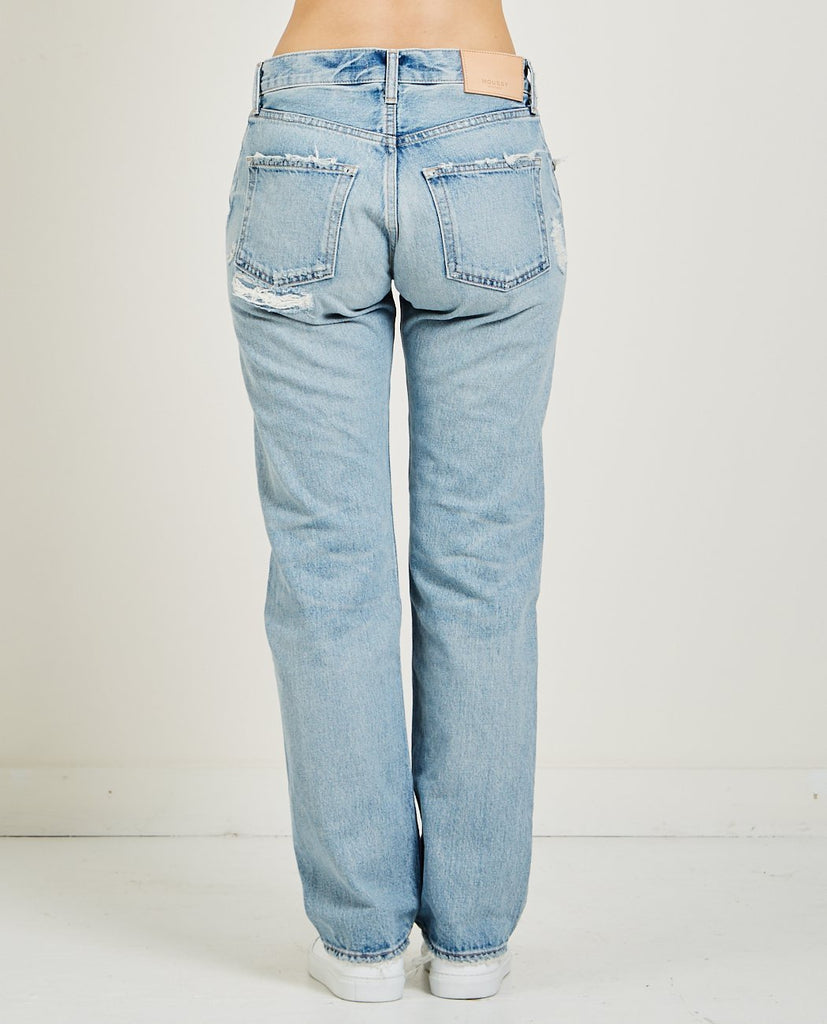 JONES STRAIGHT JEAN-MOUSSY VINTAGE-American Rag Cie