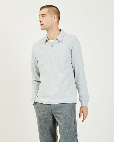 NORSE PROJECTS Jorn Half Zip Sweatshirt