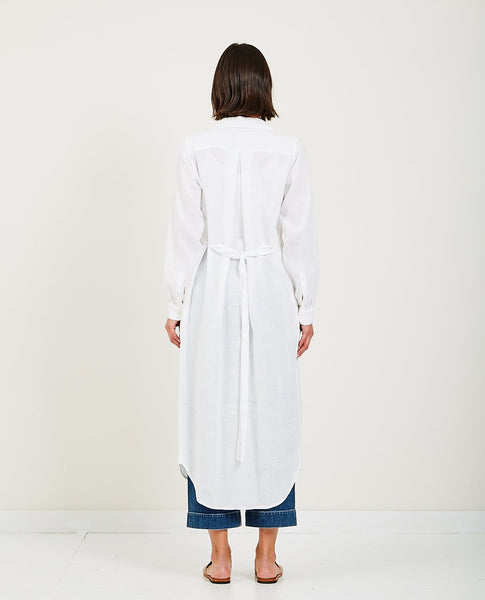 TROVATA KELLY LONG SHIRTDRESS