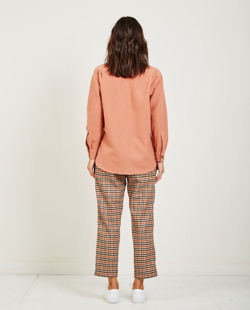 KELSEY BUTTON UP SHIRT-CLOSED-American Rag Cie