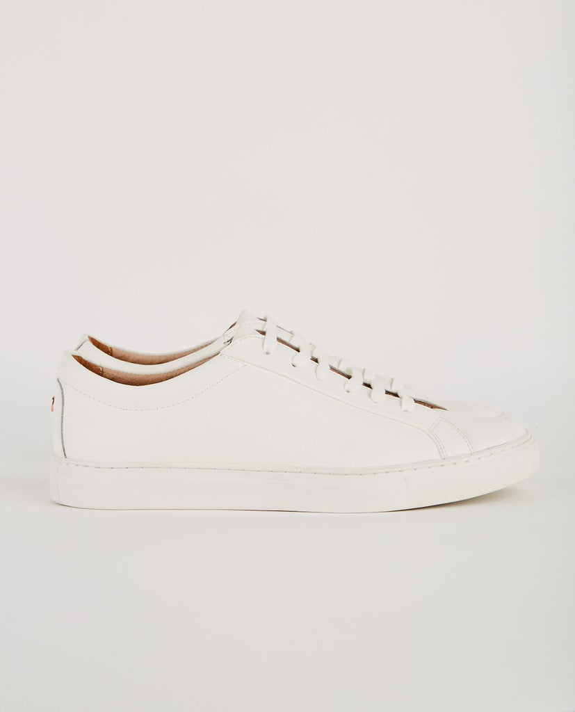 TCG-KENNEDY SNEAKER WHITE-Men Sneakers + Trainers-{option1]