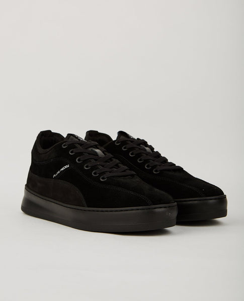 FILLING PIECES KHUMBU SNEAKER- ALL BLACK