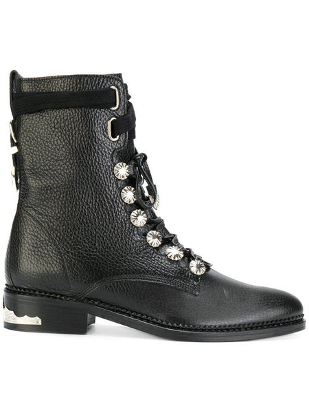 TOGA PULLA LACE UP BOOT