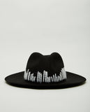 SUPER DUPER HATTERS CREW-LADY WOOL RABBIT FUR FELT-Men Hats-{option1]