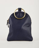 LARGE RING POUCH NAVY-OTAAT MYERS COLLECTIVE-American Rag Cie