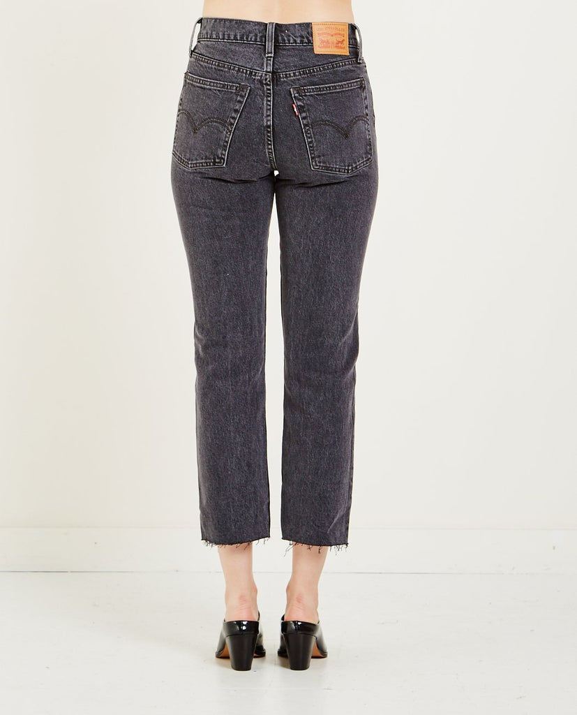 LASTING IMPRESSION WEDGIE STRAIGHT JEAN-LEVI'S-American Rag Cie