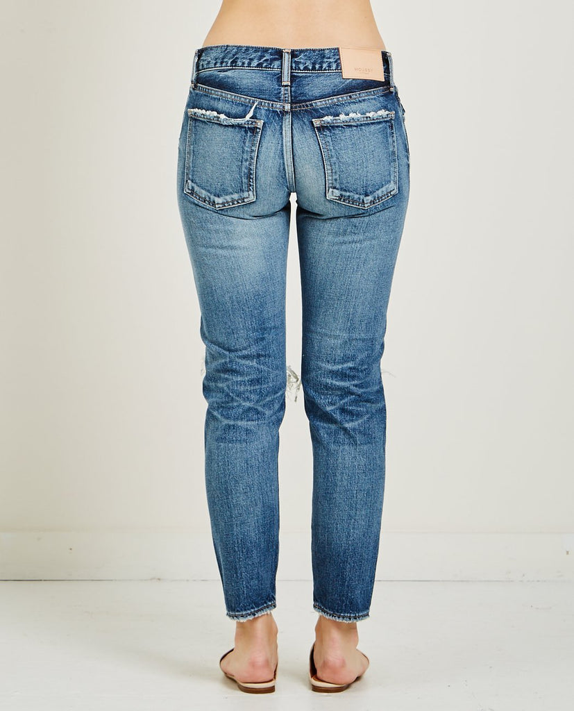 LATROBE TAPERED JEAN-MOUSSY VINTAGE-American Rag Cie
