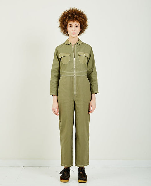W'MENSWEAR LAUNCH COVERALL
