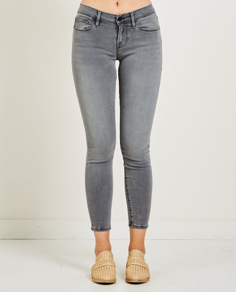 FRAME-LE SKINNY DE JEANNE CROP JEAN-Women Skinny-{option1]