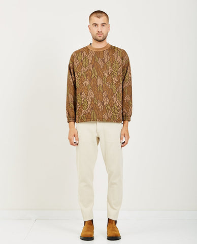 CMMN SWDN WES KNITTED SHIRT