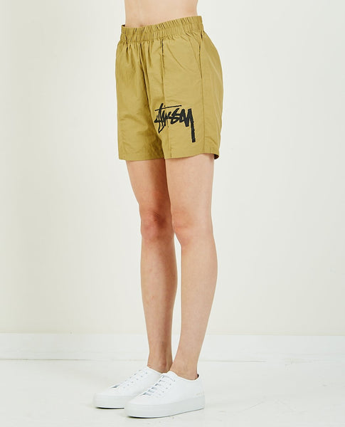 STUSSY LEAGUE CRINKLE SHORT