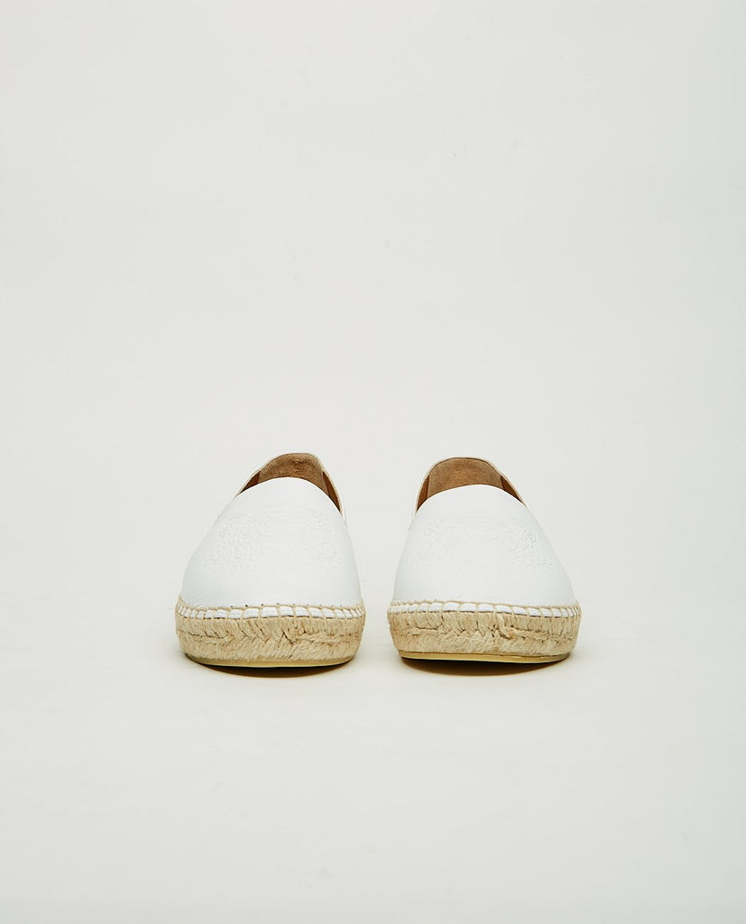 Leather Tiger Espadrilles-KENZO-American Rag Cie