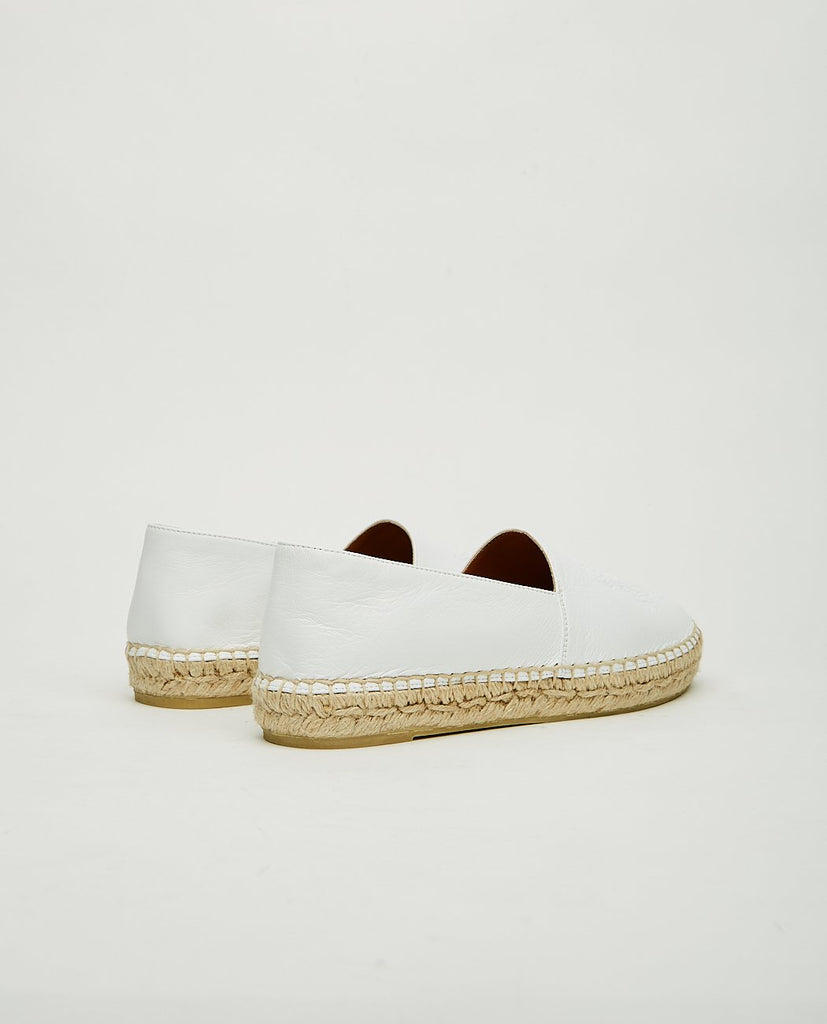 KENZO-Leather Tiger Espadrilles-Women Flats-{option1]