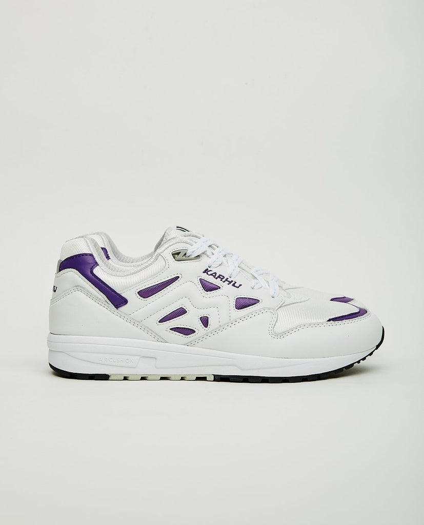 "KARHU-LEGACY 96 ""OG"" BRIGHT WHITE & TLILANDSIA-Women Sneakers+ Trainers-{option1]"