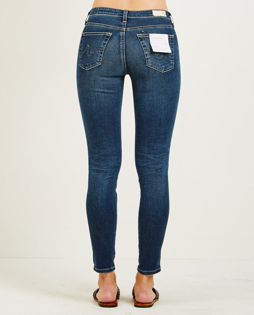 AG JEANS-LEGGING ANKLE 10 YEARS PURSUED-Women Skinny-{option1]