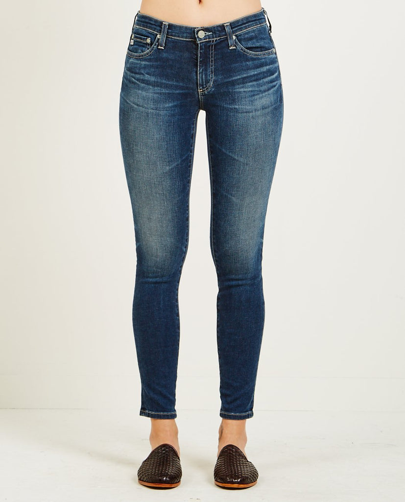 LEGGING ANKLE 10 YEARS PURSUED-AG JEANS-American Rag Cie