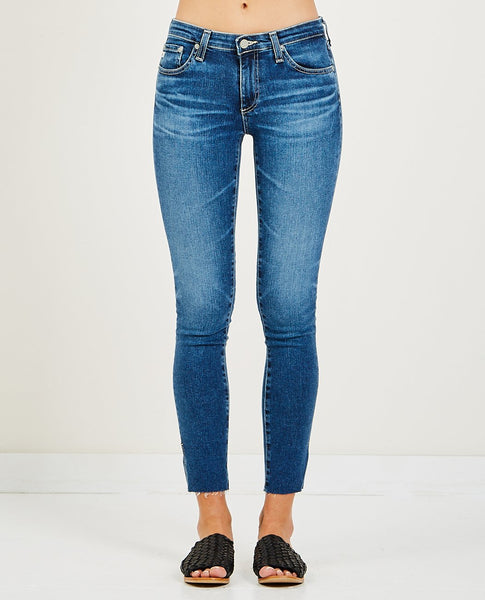 AG JEANS LEGGING ANKLE 12 YEARS FIELD