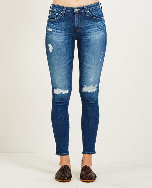 AG JEANS LEGGING ANKLE 9 YEARS UNIVERSAL