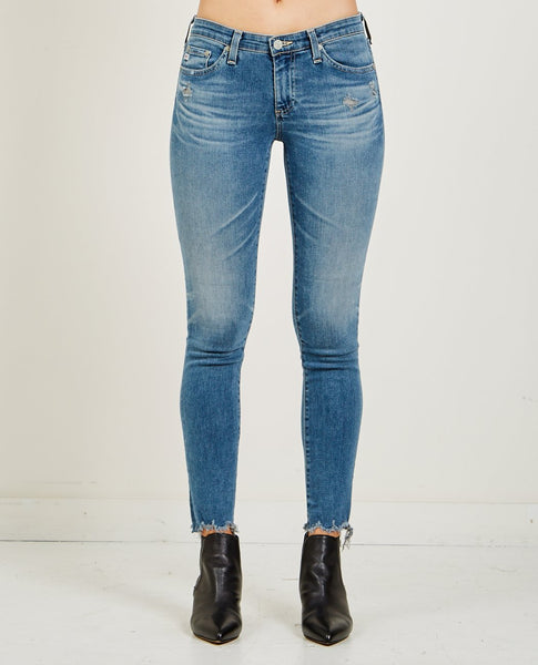 AG JEANS LEGGING ANKLE JEAN 23 YEARS LIMELIGHT