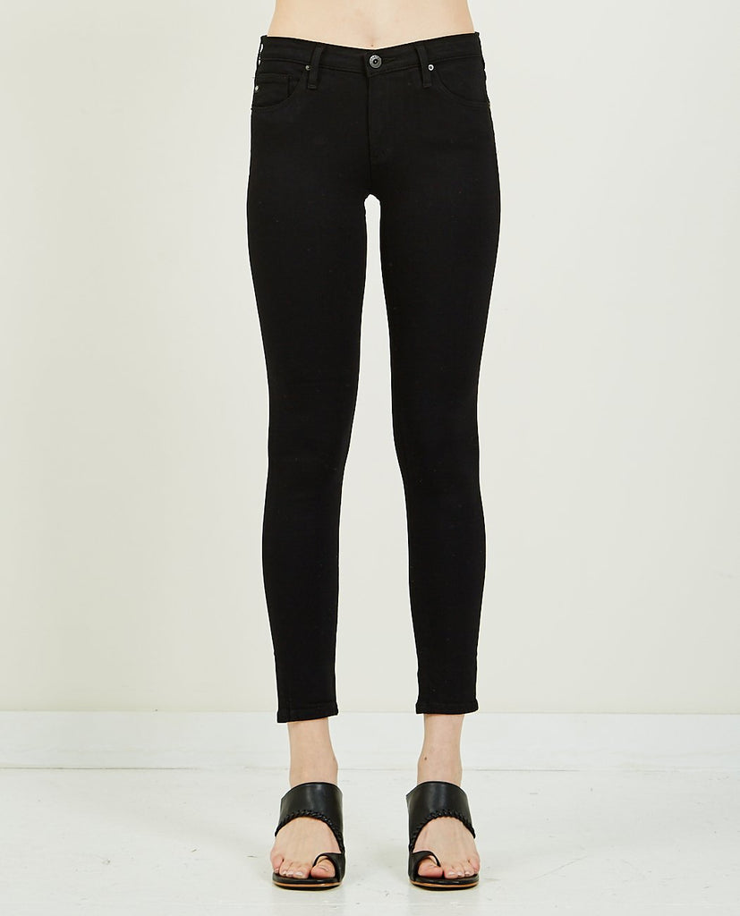 AG JEANS Legging Ankle Super Black