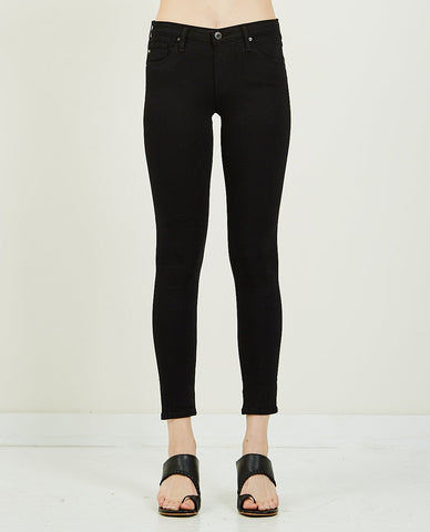 CQY Wes Crop Black
