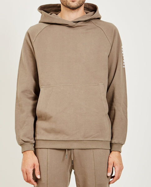 PUBLISH LEIGH HOODIE IN OLIVE