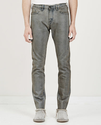 KATO THE PEN 4-WAY STRETCH SLIM STRAIGHT JEAN RAW