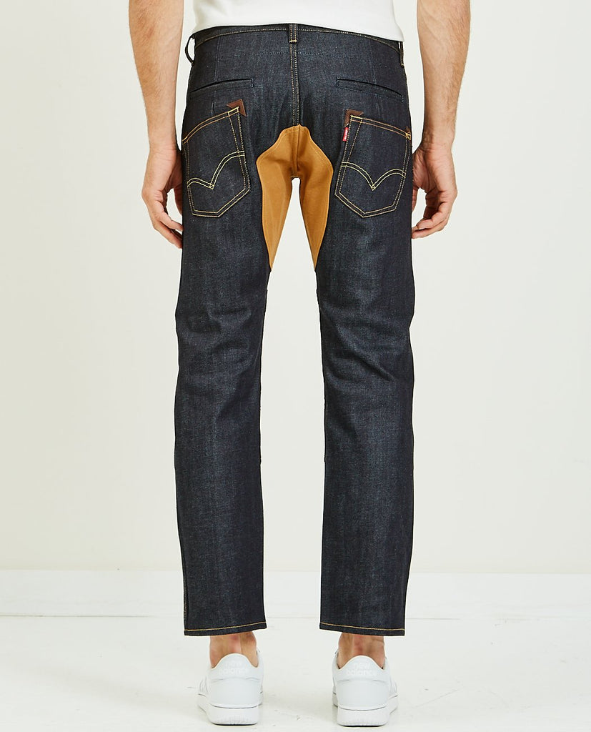 JUNYA WATANABE MAN-LEVI'S 501 1947 JEAN CUSTOMIZED-Men Straight-{option1]