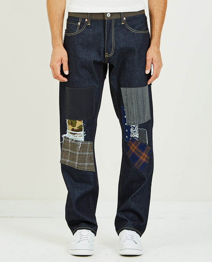 JUNYA WATANABE MAN-LEVI'S 503 CUSTOMIZED-Men Straight-{option1]
