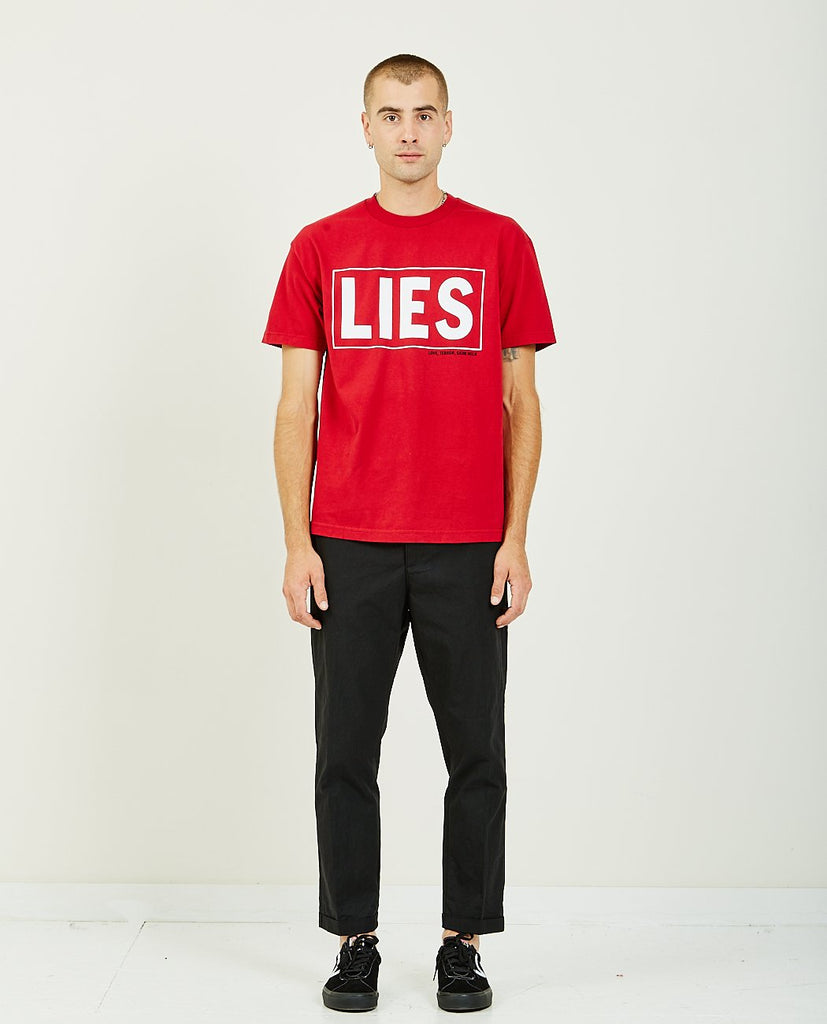 SKIM MILK LIES TEE