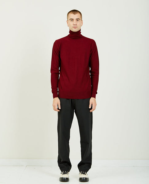 BAND OF OUTSIDERS LIGHTWEIGHT TURTLE NECK JUMPER
