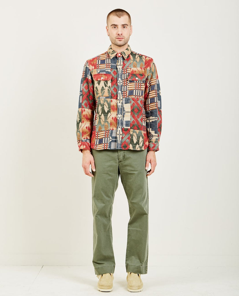 RRL LIMITED EDITION WORK SHIRT