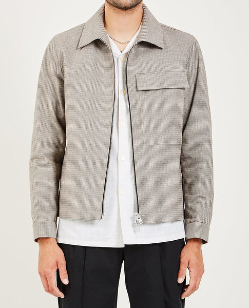 MFPEN LINED JACKET SIDE POCKETS
