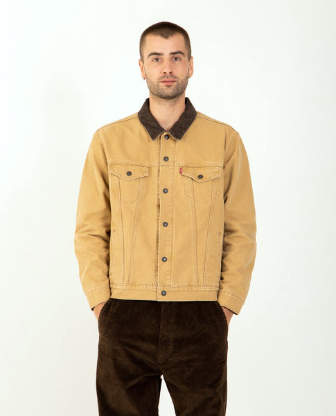 LEVI'S Lined Type III Trucker Jacket Dijon