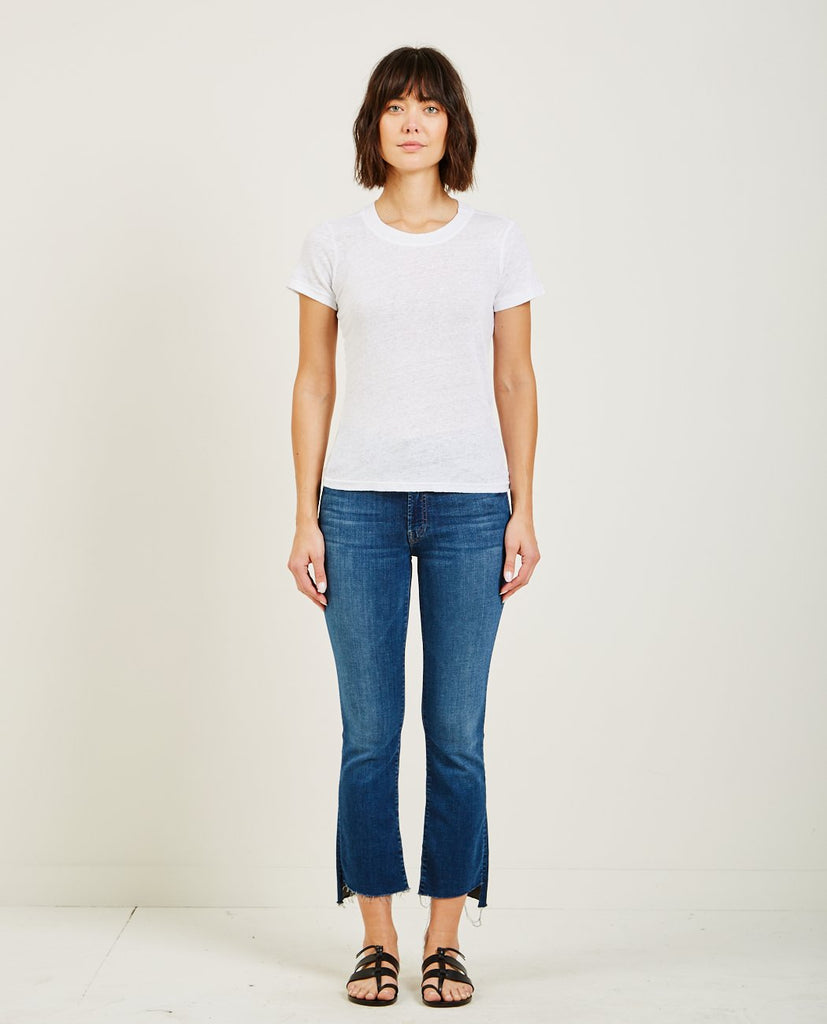 LINEN JERSEY BABY TEE-STATESIDE-American Rag Cie