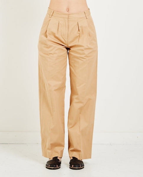 TRIAA LINEN MIX WIDE PANT