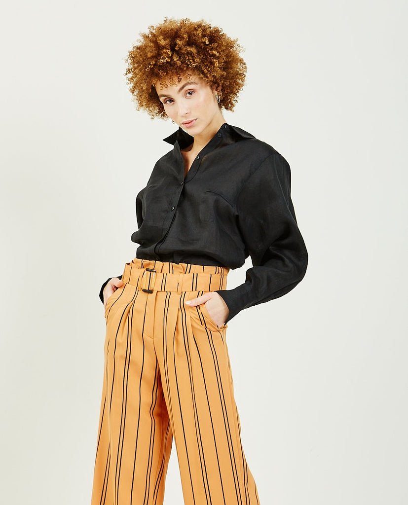 Linneda Shirt-JUST FEMALE-American Rag Cie