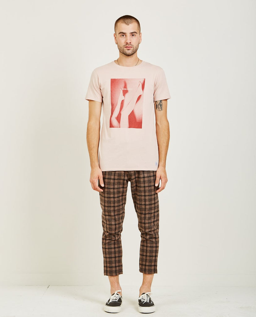 BANKS JOURNAL-LOCKIE MARLEY LEGS TEE-Men Tees + Tanks-{option1]