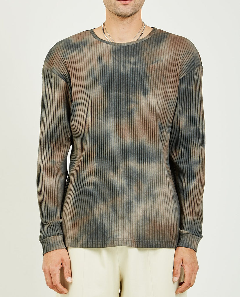 LONG SLEEVE TEE-S.K. MANOR HILL-American Rag Cie