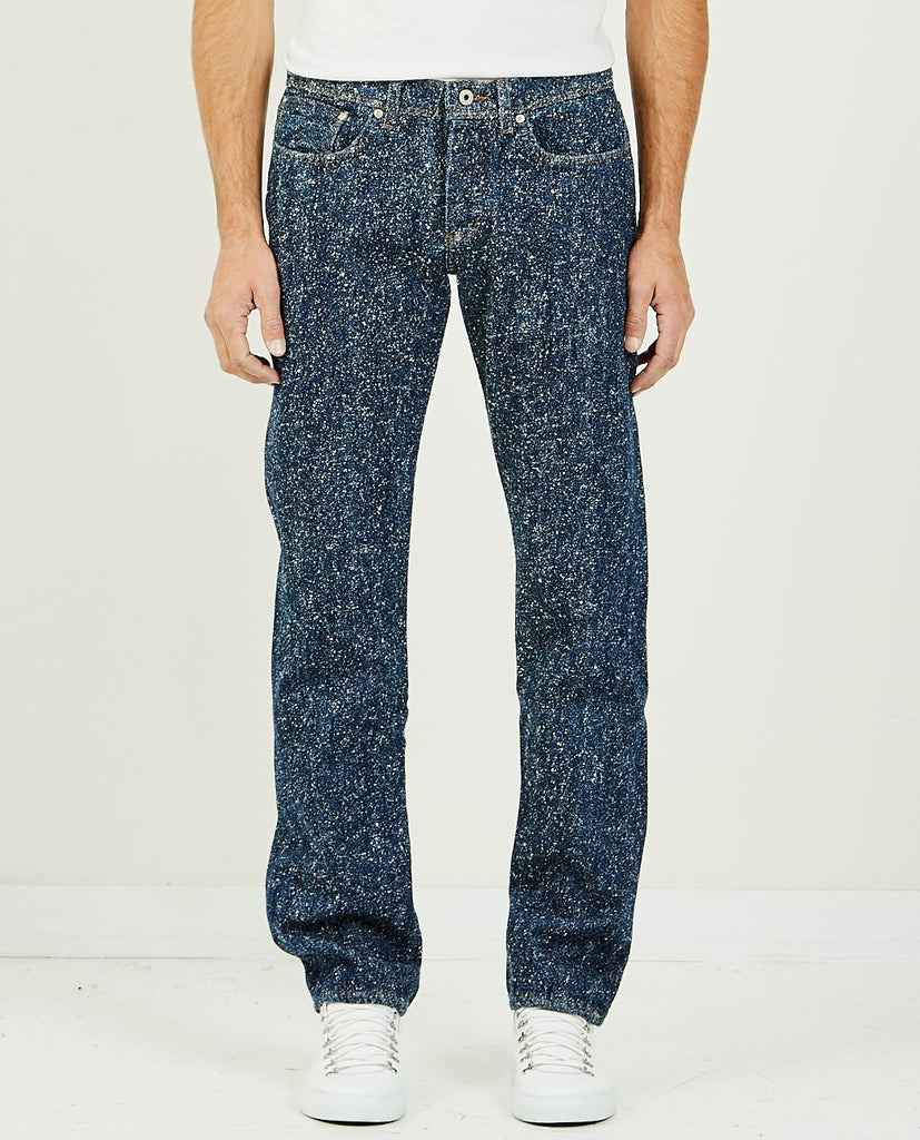NAKED & FAMOUS-LORD OF NEP SELVEDGE WEIRD GUY-Men Slim-{option1]
