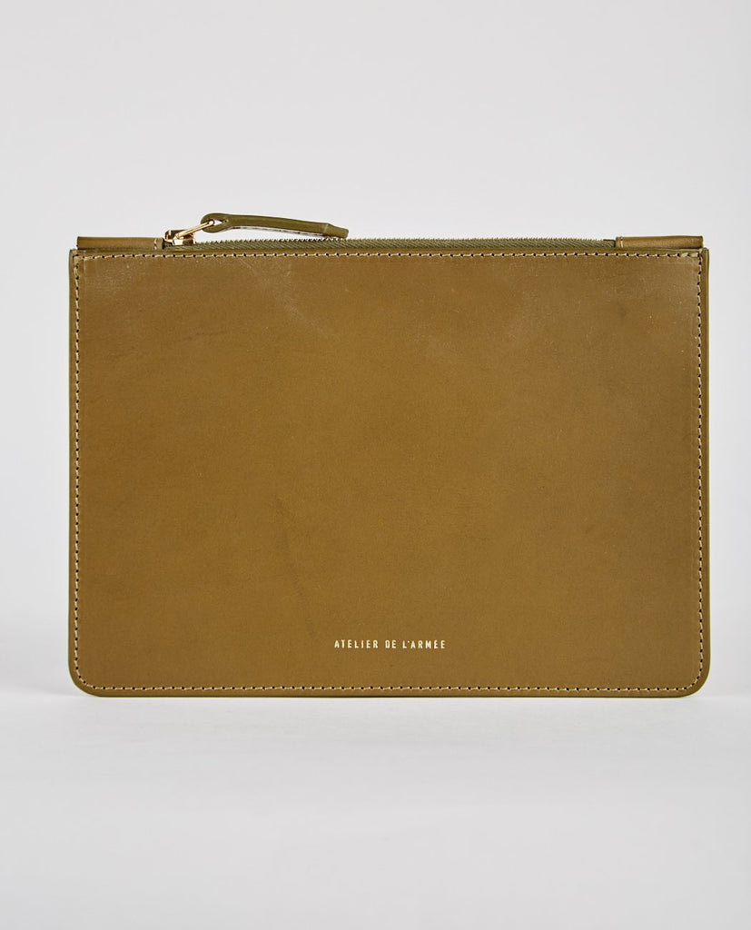 ATELIER DE L'ARMEE-LOTTA POUCH-Women Bags + Wallets-{option1]