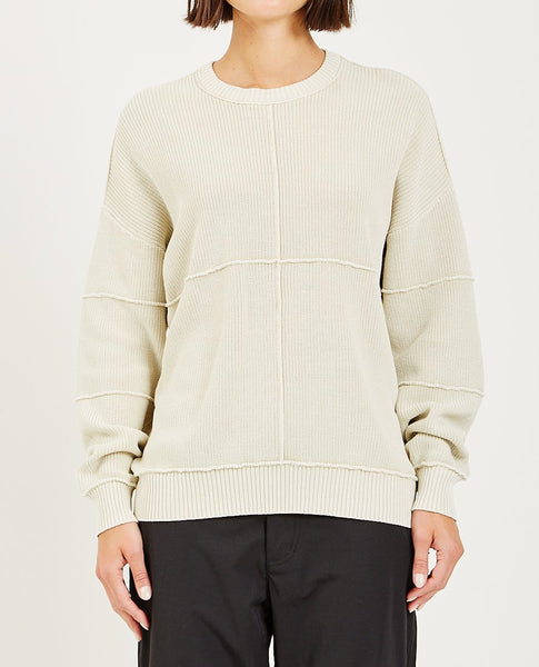 STUSSY LOU INSIDE OUT SWEATER