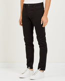 NEUW-LOU SLIM FOREVER BLACK-Men Slim-{option1]