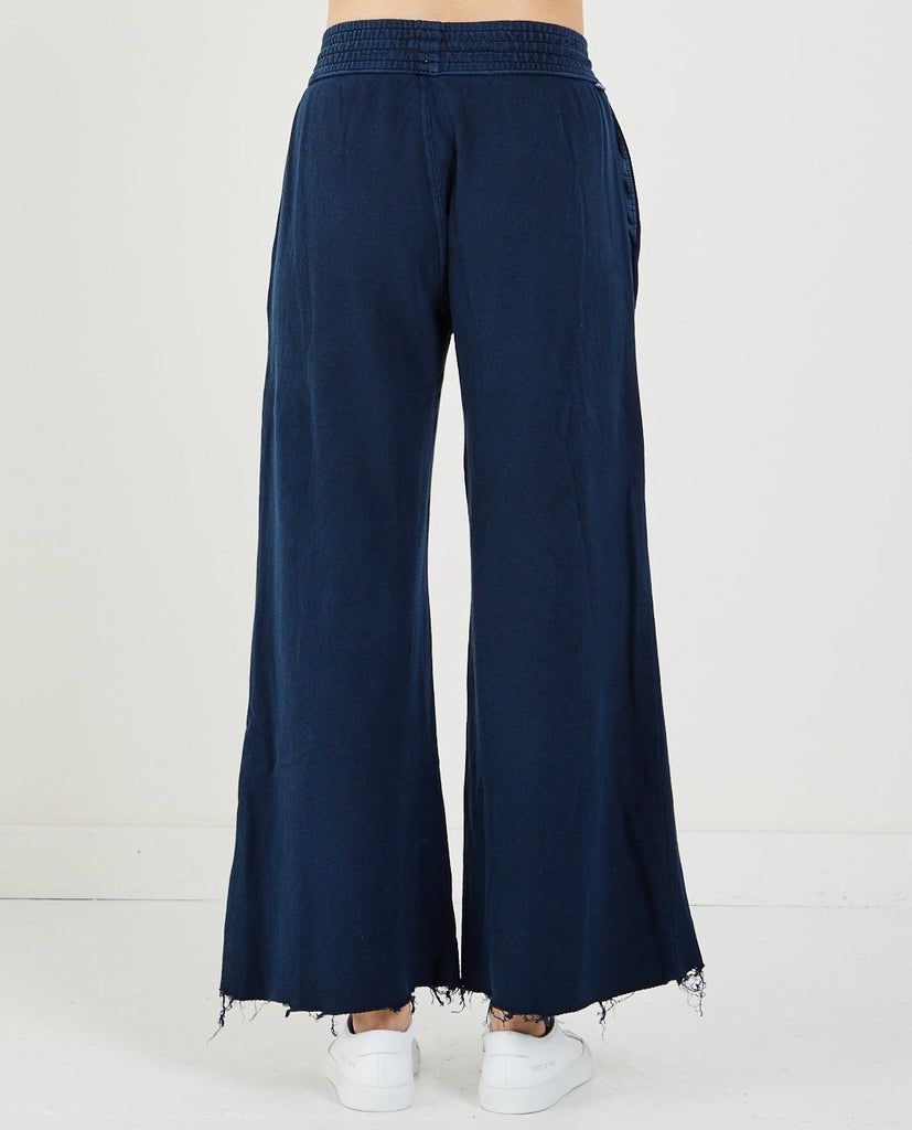 LOUNGE ROLLER CROP FRAY PANT-MOTHER-American Rag Cie