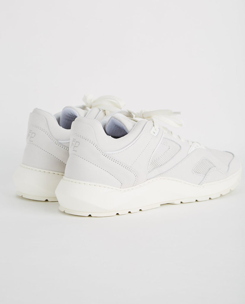 LOW LEGACY ARCH RUNNER FOIL WHITE-FILLING PIECES-American Rag Cie