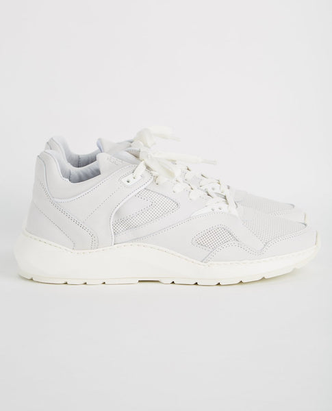 FILLING PIECES LOW LEGACY ARCH RUNNER FOIL WHITE