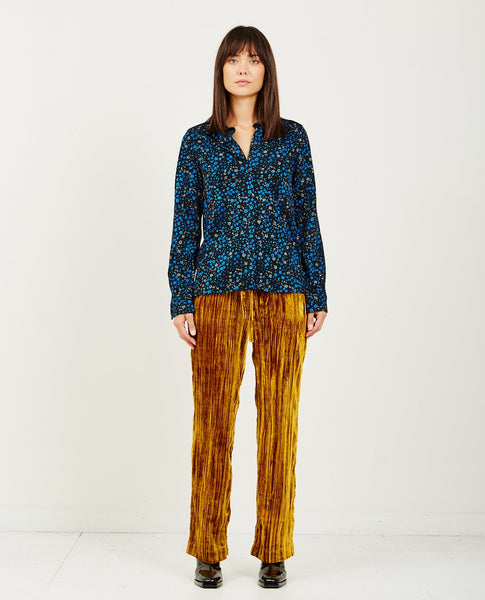 STINE GOYA LUCIAN FLORAL PRINT BUTTON UP