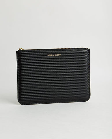 COMME DES GARÇONS WALLET LUXURY LEATHER WALLET